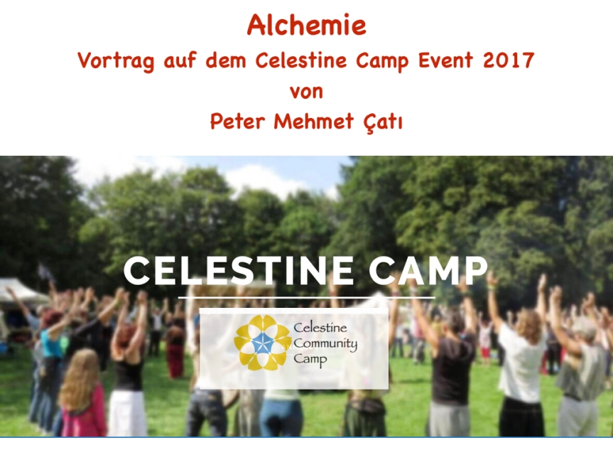 Vortrag auf dem Celestine Camp2017