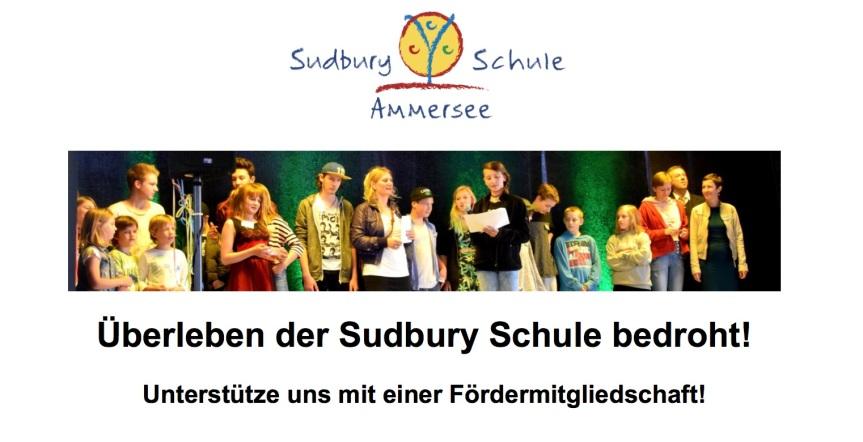 Ein Hilferuf der Sudbury Schule Ammersee! Auch die Gerichte zermürben die Kinder, Jungen undMädchen!